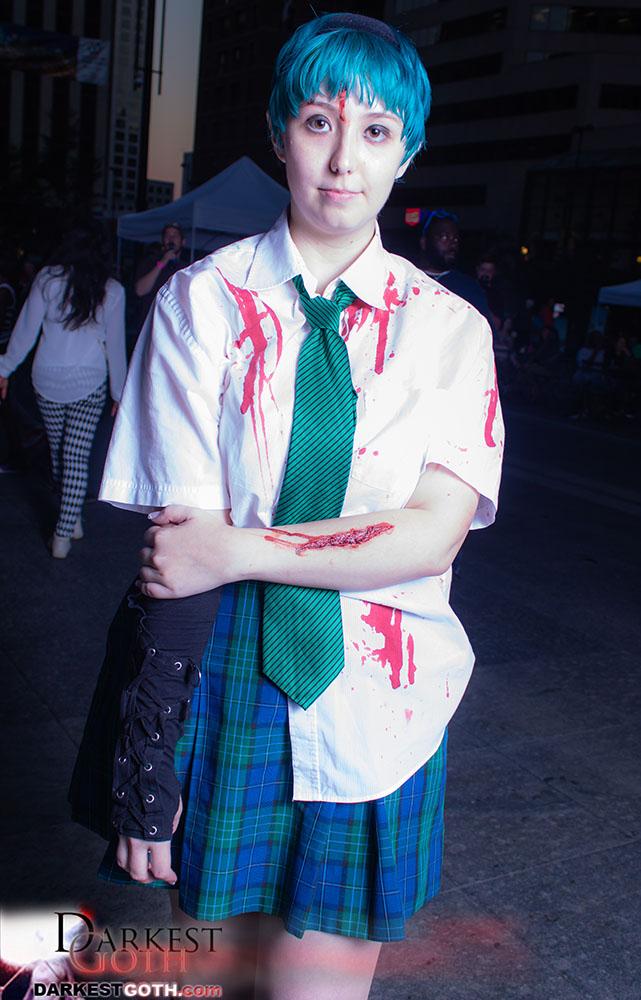 Zombie School Girls? OF COURSE!