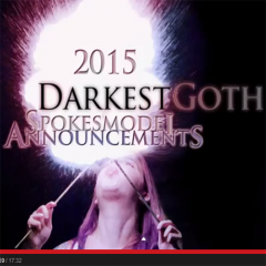 Beyond Spam: DarkestGoth Girl Announcements In Halloween Episode of S&A! [VIDEO]