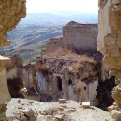 Deadly Relics: Ghost Towns in the South of Italy [ARTICLE]