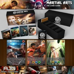 Martial Arts: The Card Game [RECOMMENDED STUFF]
