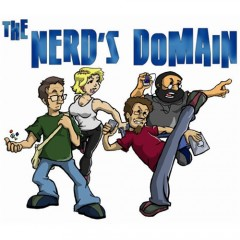 Nerd's Domain Podcast [RECOMMENDED PODCAST]