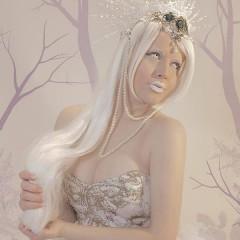 Marta Devilish Dimoska: Ice Queen [MODEL GALLERY]