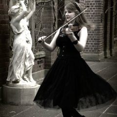 Briana Sullivan: The Dark Violinist [MODEL GALLERY]