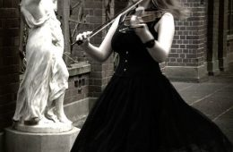 Briana Sullivan: The Dark Violinist [MODEL GALLERY]
