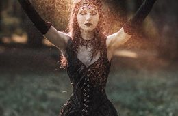 Parket: The Witch [SPOKESMODEL GALLERY]