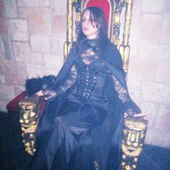 Naamah: Vampiric Aemilia [USER MODEL GALLERY]