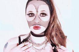 Aly Goo: Fishnet [VICE SPOKESMODEL GALLERY]
