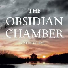 The Obsidian Chamber [BOOK REVIEW]