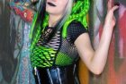 Toxic Techno: Gothic Kitty [MODEL GALLERY]