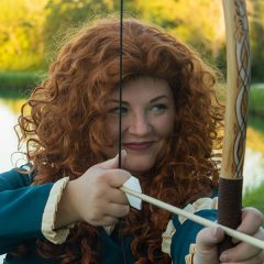 Katey Rosewater: Merida [MODEL GALLERY]