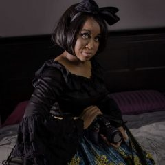 Lady Chapell: Whereabouts of a Dark Lolita [MODEL GALLERY]