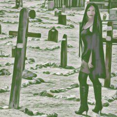 Karen St. Claire: Necromancing The Throne [VIDEO ANNOUNCEMENT]