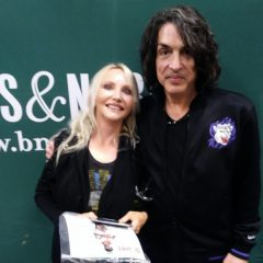 Karen St. Claire: Paul Stanley Backstage Pass [ARTICLE]