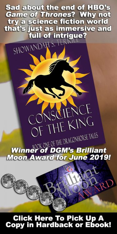Conscience of the King Sci-Fi Book