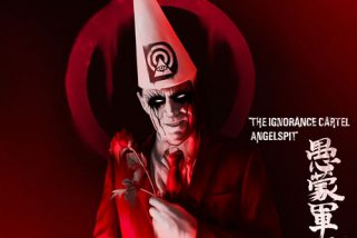Angelspit: The Ignorance Cartel [ALBUM REVIEW]